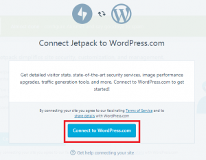 Jetpack Plugin melihat statistik pengunjung website simple - 3