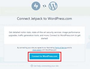 Jetpack Plugin melihat statistik pengunjung website simple - 3