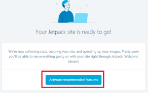 Jetpack Plugin melihat statistik pengunjung website simple - 6