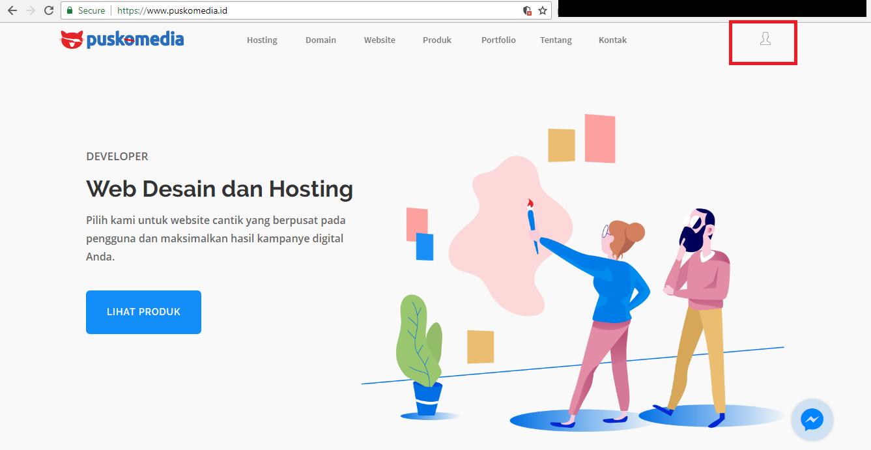 Cara Mendaftar Menjadi Mitra, Beli Hosting Gratis Domain di Puskomedia Indonesia